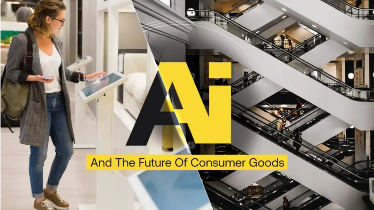 AI and the Future of Consumer Goods