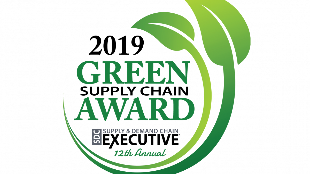 2019 SDCExecutive Green Supply Chain Award Winner Noodle.ai