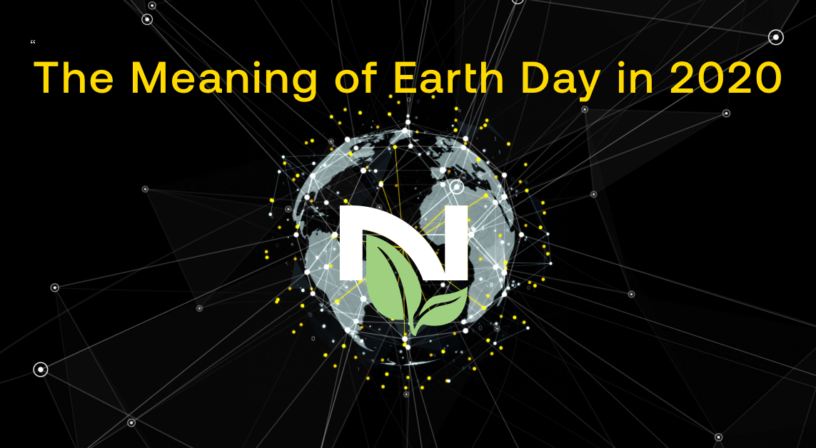 the meaning of earth day 2020