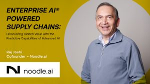 Enterprise AI® Powered Supply Chains