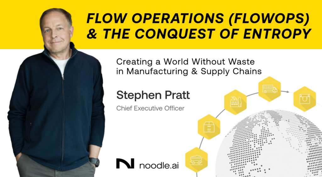 flow operations (flowops) and the conquest of entropy